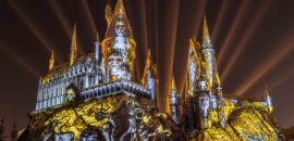 Dark Arts at Hogwarts Castle – Now Through April 28, May 25-27