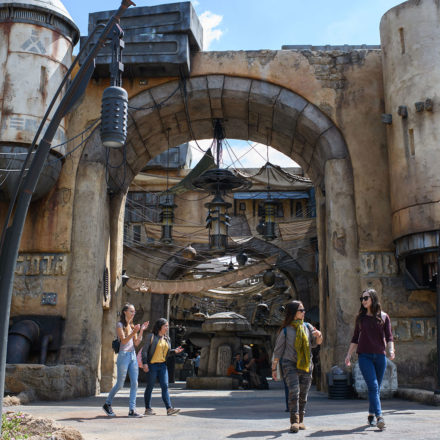 Galaxy's Edge: A Walk Around the Marketplace with Disney Parks Merchandise's Amanda Rubinos-Luna