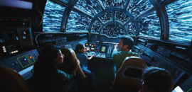 Star Tours Spotted in Galaxy's Edge