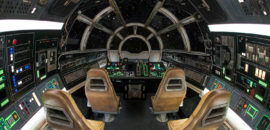 Pilot, Gunner or Engineer? The Best Way to Experience Millennium Falcon: Smuggler's Run