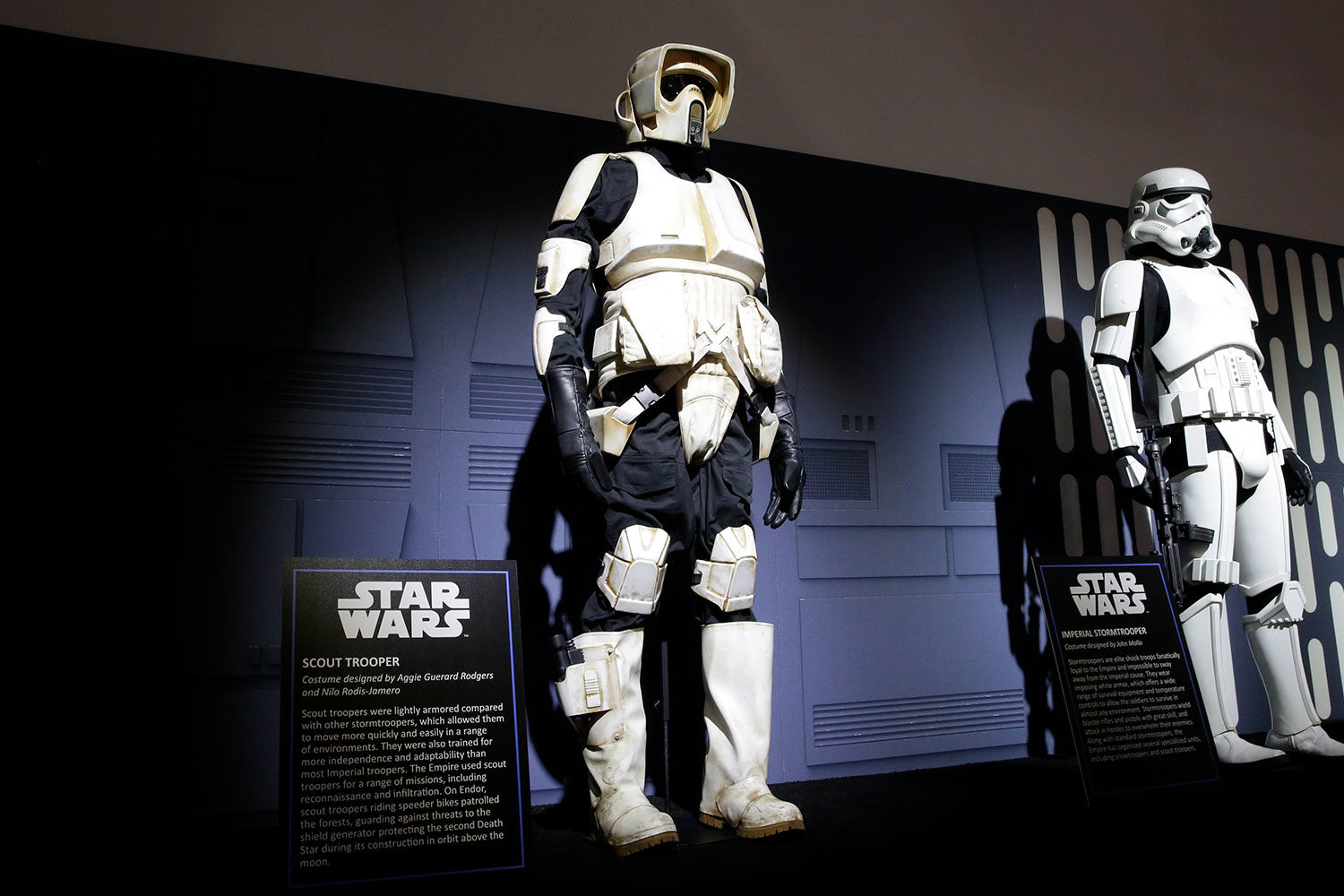 SDCC2019 Lucasfilm Pavilion – EndorExpress