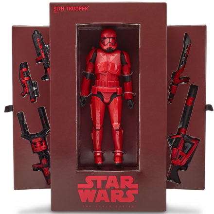 SDCC2019: Hasbro's 6-inch Sith Trooper