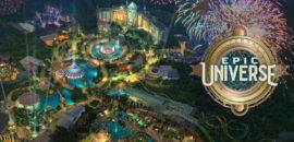 "Universal Orlando Reveals New ""Universal's Epic Universe"""