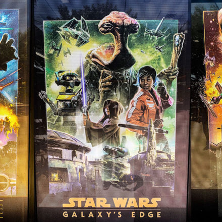 New Galaxy's Edge Poster Art Revealed