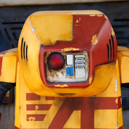 ALL of the Droids you're Looking For at Galaxy's Edge