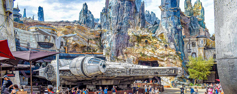 Walt Disney World: Photos From The Edge