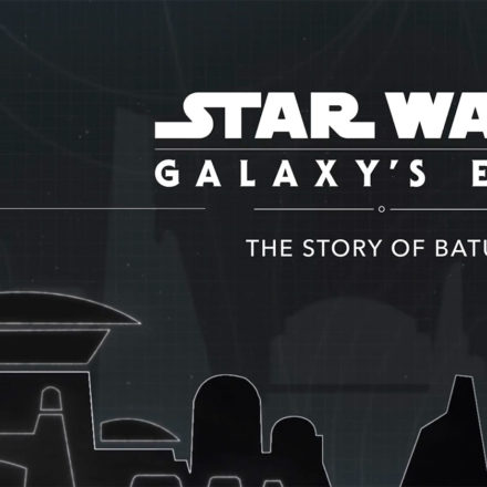 Star Wars: Galaxy's Edge – The Story of Batuu
