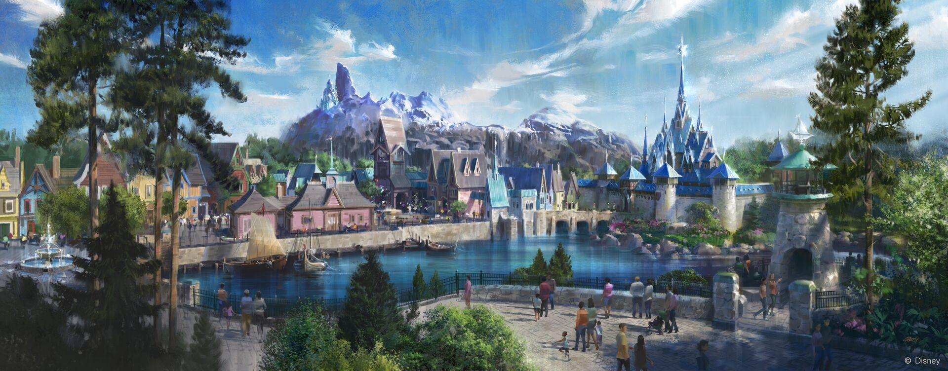 Disneyland Paris teases updates at event