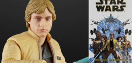 Hasbro Reveals Yavin Ceremonial Luke Skywalker