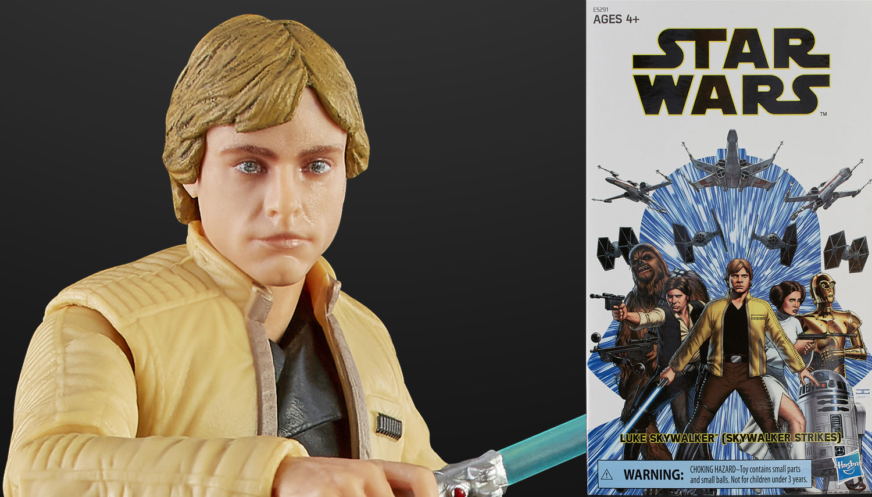 Hasbro Reveals Yavin Ceremonial Luke Skywalker