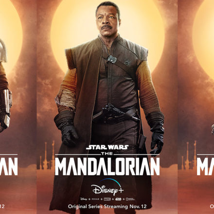 The Mandalorian Debuts New Trailer and Character Art
