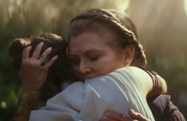 J.J. Abrams' Thoughts on Carrie Fisher in The Rise of Skywalker