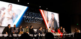Highlights from Star Wars: The Rise of Skywalker Press Conference
