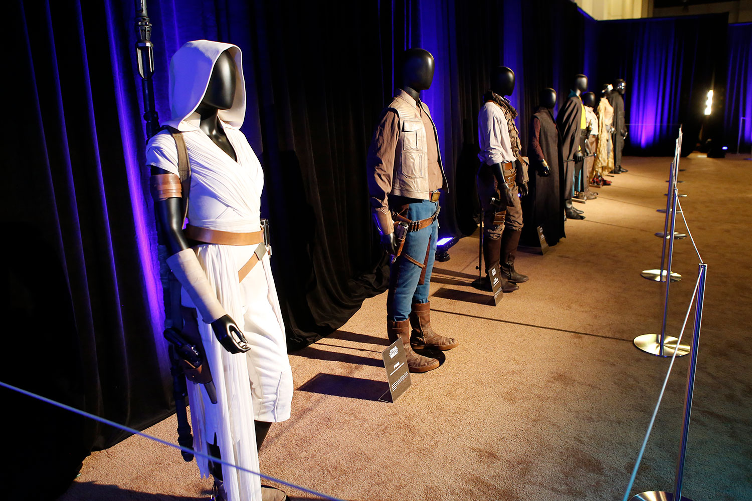 The Costumes of STAR WARS: THE RISE OF SKYWALKER