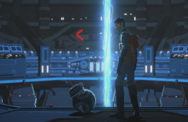 Kaz and Neeku go Undercover on the All-New Episode of Star Wars Resistance