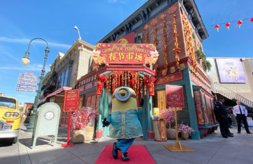 Universal Studios Hollywood Celebrates the Year of the Rat 2020