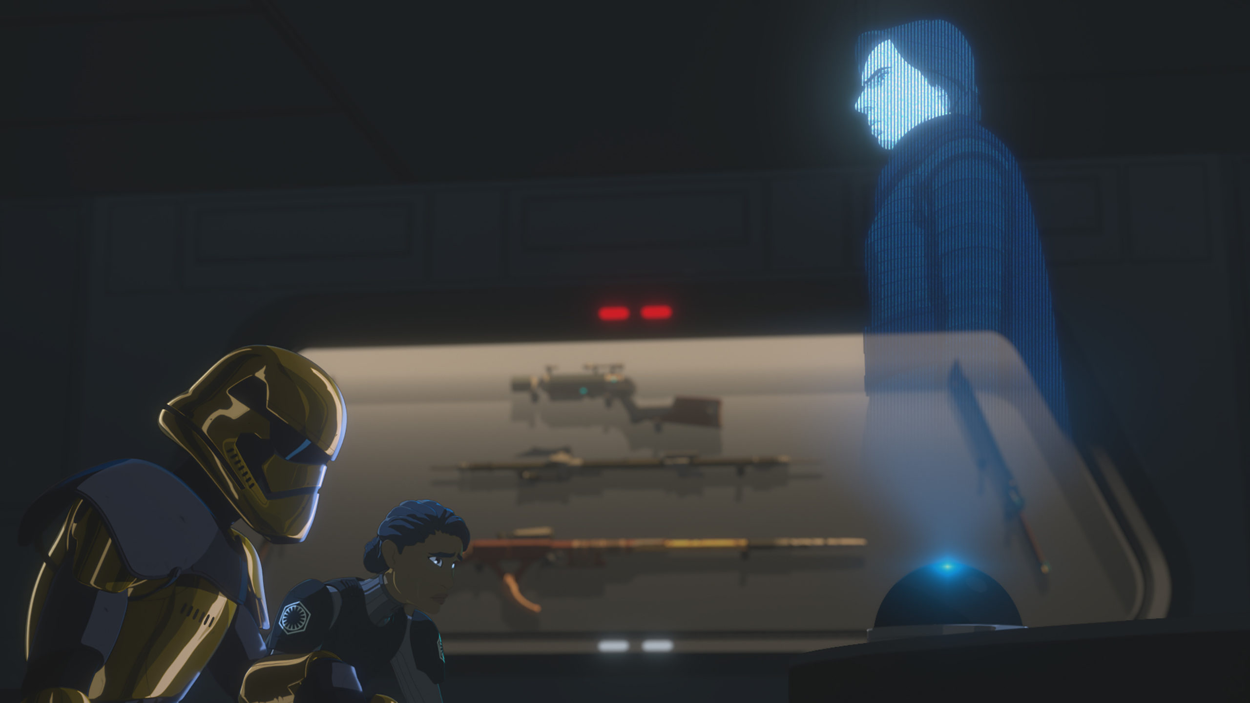 The Future of The Galaxy is at Stake on the Series Finale of Star Wars Resistance