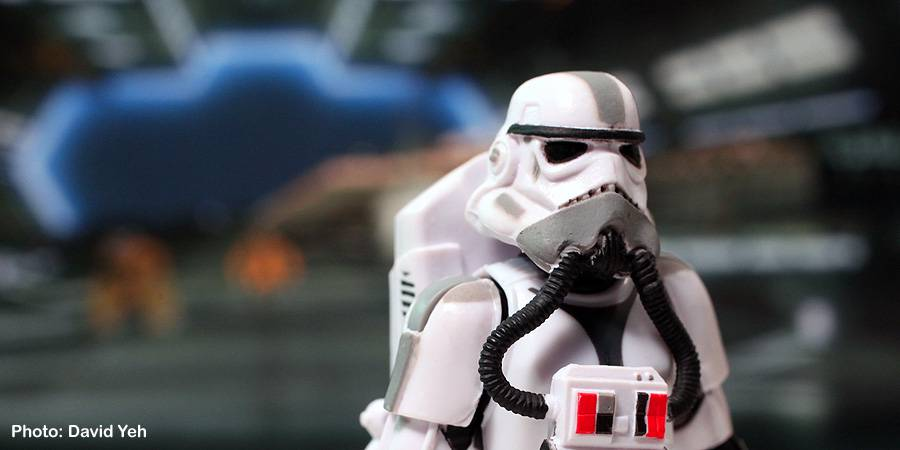 Hasbro's Ambush at Star Tours