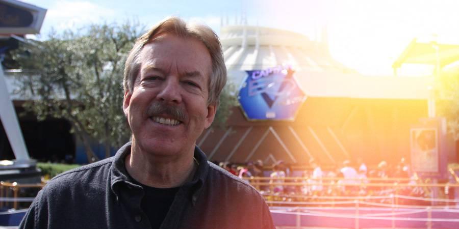 Tony Baxter's new role at WDI