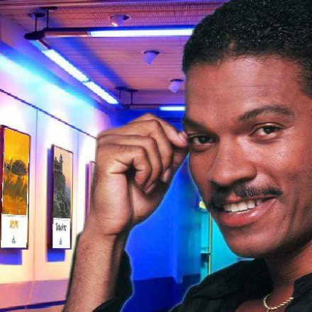 Billy Dee Williams talks Star Tours, D23 Expo