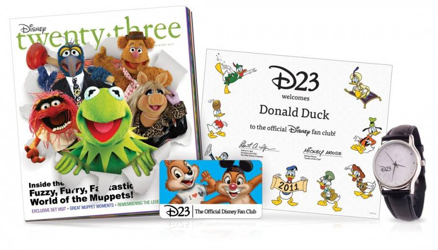 Holiday Gift Idea from D23: The Official Disney Fan Club