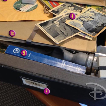 "Contents of Brad Bird's Mysterious ""Tomorrowland"" Photo!"