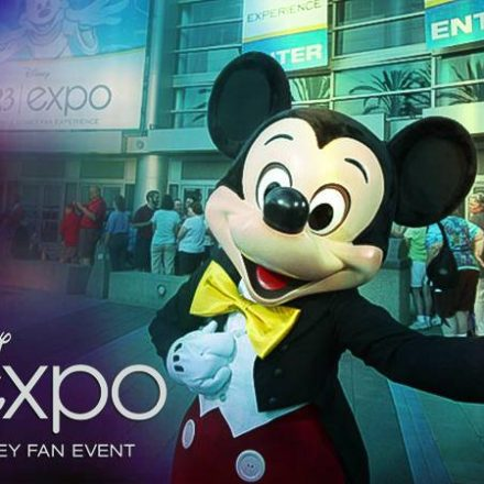 LAST CHANCE to purchase advanced discounted tickets for D23 Expo