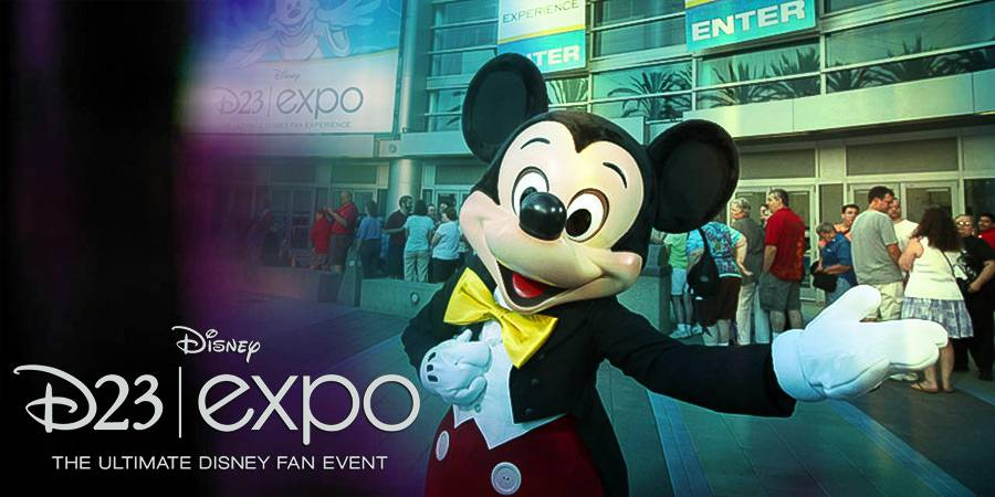 The Walt Disney Studios takes fans behind the scenes at D23 Expo