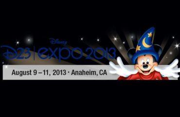 TICKETS FOR D23 EXPO 2013: GO ON SALE THURSDAY, AUGUST 9, 2012