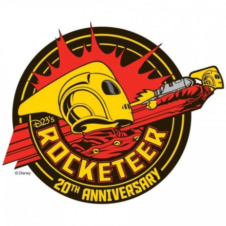 D23 Rocketeer Event