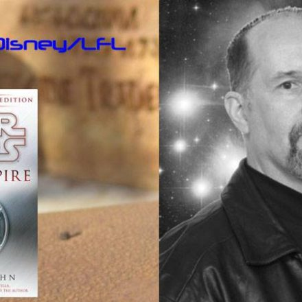 Timothy Zahn Book Signing at Disney's Hollywood Studios