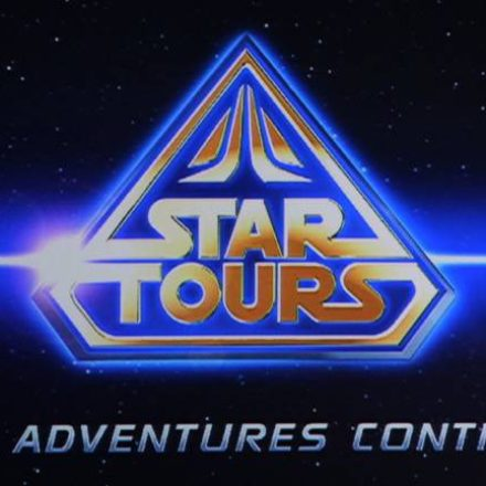 Date for Star Tours Grand Opening at Disney's Hollywood Studios