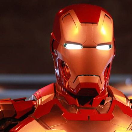 Stark Industries Present: Iron Man Tech