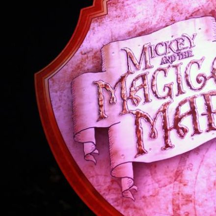 Mickey and the Magical Map