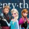 Disney Twenty-Three's Fall Issue Breaks the Ice with Disney's Frozen
