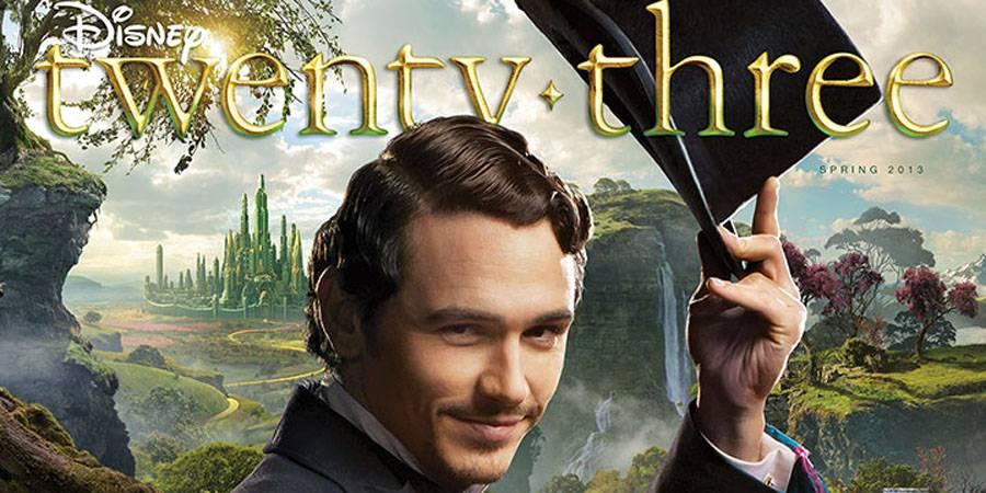 Return To Oz In The All-New Spring Issue Of Disney Twenty-Three