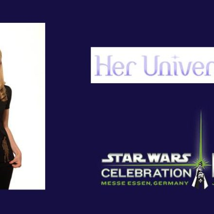 Her Universe Brings Star Wars Fashions to Germany