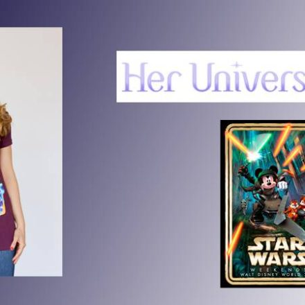 New Her Universe Line debuts at Disney's Star Wars Weekends 2013