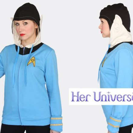 "Ashley Eckstein's Her Universe Provides ""Everyday Cosplay"" for Geek Girls this Halloween"