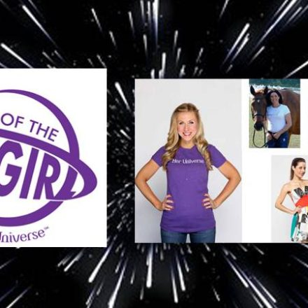 "Ashley Eckstein and Her Universe Launch ""Year of the Fangirl"" Campaign"