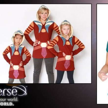 Ashley Eckstein's Her Universe Valentine's Day Exclusives