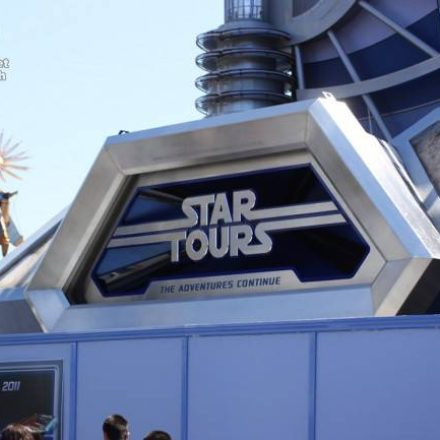 STAR TOURS CONSTRUCTION – UPDATE