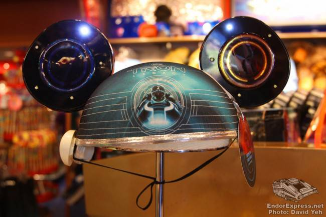 TRON: LEGACY MOUSE EARS