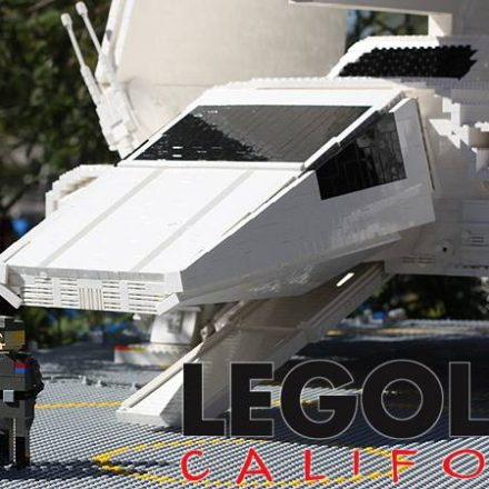 Large Lego Star Wars addition planned for Legoland California