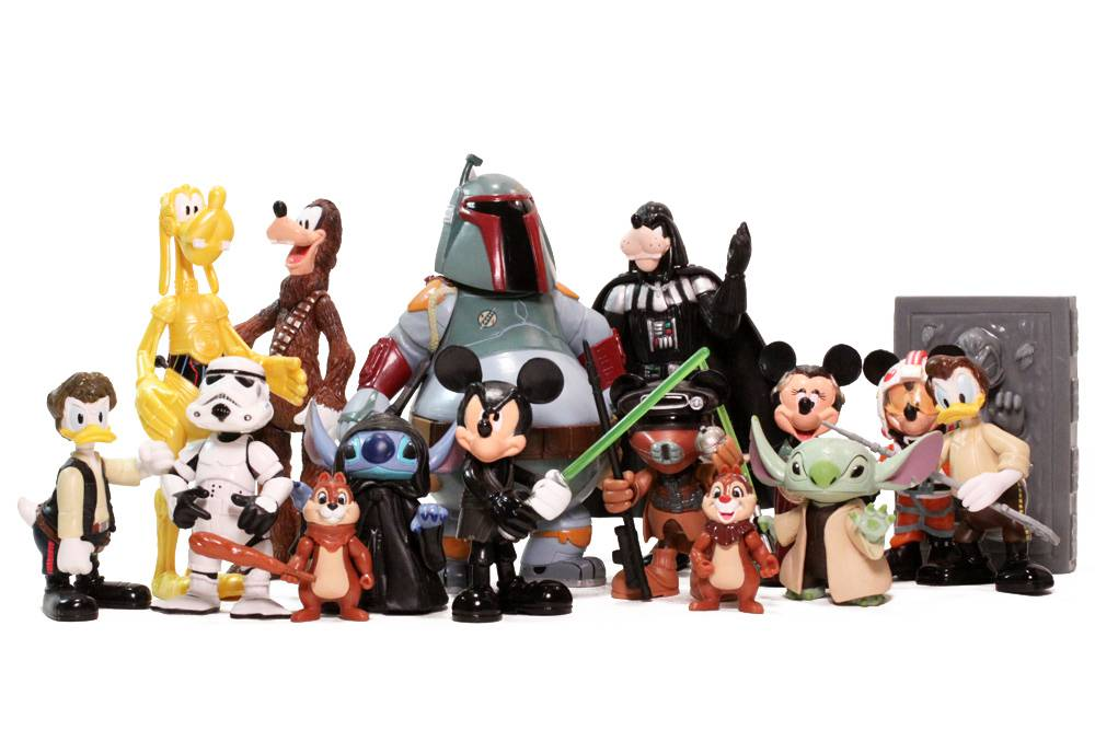 star wars disney action figures wave endorexpress star wars disney action figures wave 4