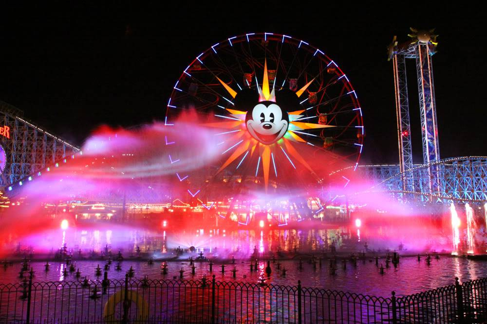 DISNEY'S WORLD OF COLOR debuts June 11