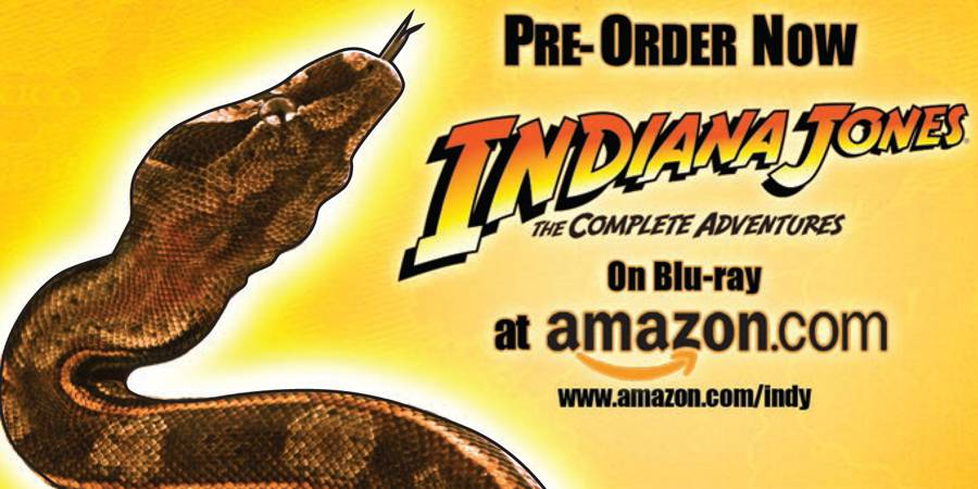 INDIANA JONES INVADES SAN DIEGO COMIC CON WITH LIVE SNAKES!!