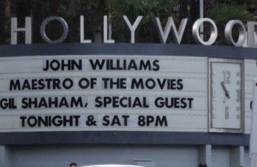 John Williams at The Hollywood Bowl