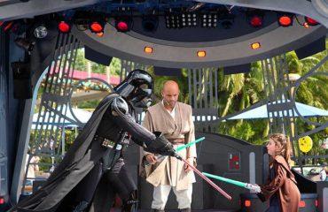 Jedi Training Academy at Tomorrowland Terrace