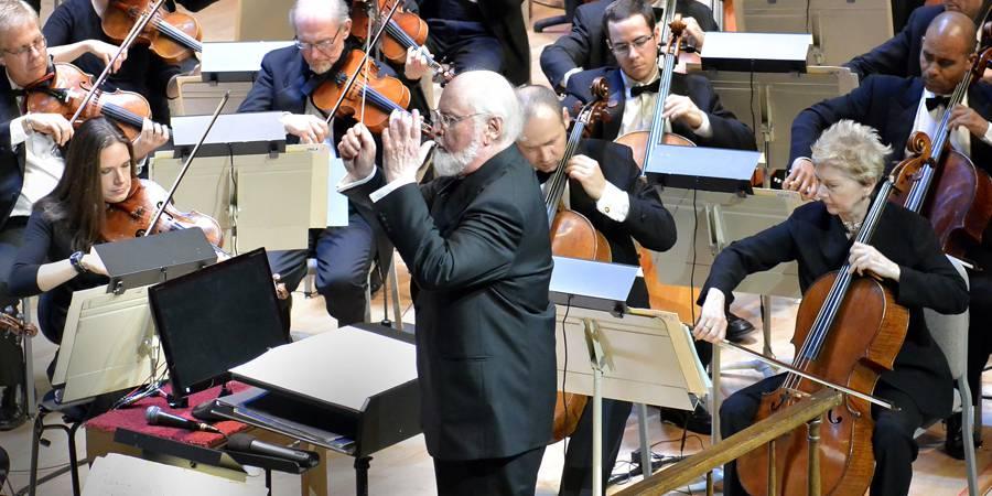 John Williams Film Nights at The Boston Symphony